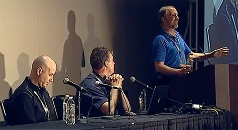 Garriott and crew show off early Shroud of the Avatar gameplay
