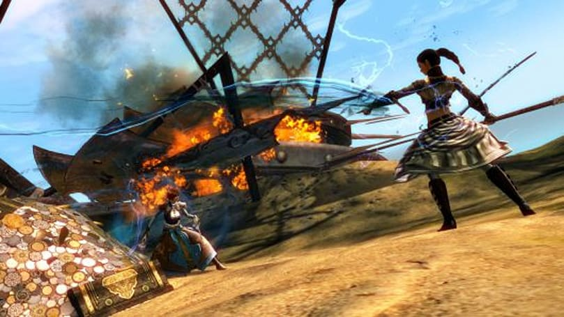 Support your candidate in Guild Wars 2's Cutthroat Politics