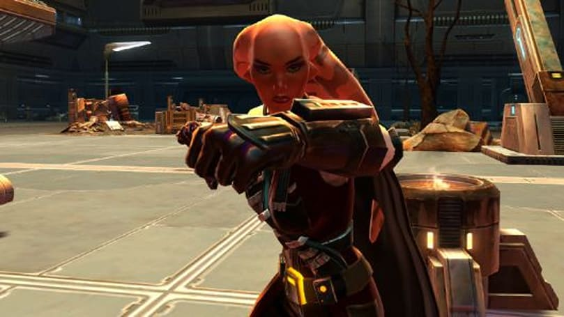 Star Wars: The Old Republic outlines the Bounty Contract Week