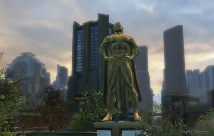 DC Universe Online shows off major graphical upgrades