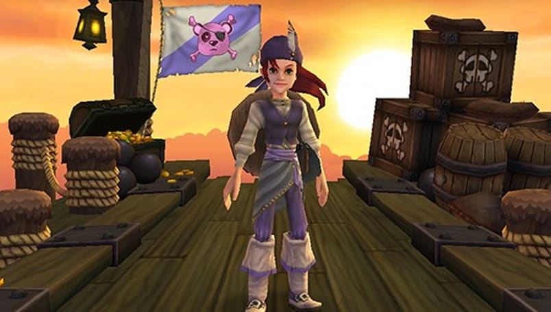 Sharks, skulls, and ships: One year of Pirate101