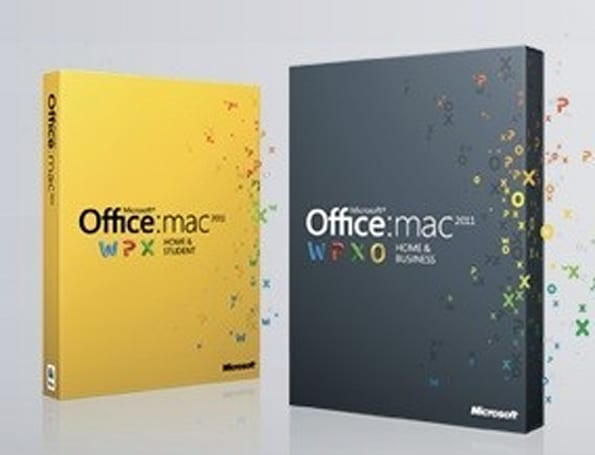 Microsoft releases Office 2011 Service Pack 1