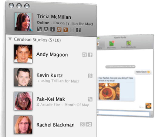 Daily Mac App: Trillian