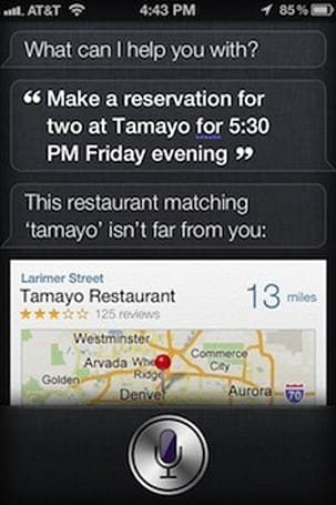 Ten things I want Siri to be able to do for me