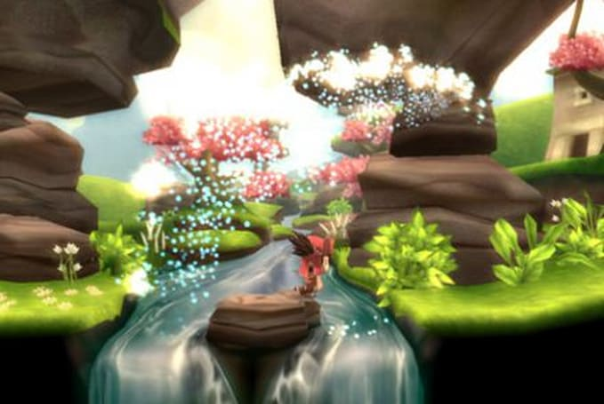 Daily iPad App: LostWinds