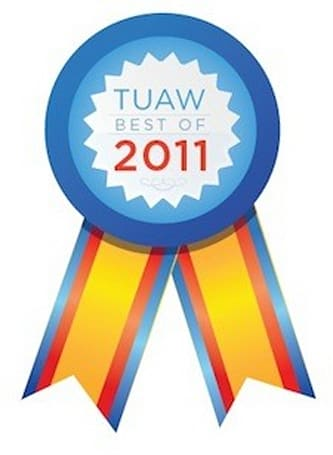 TUAW Best of 2011 wrap-up and editor picks