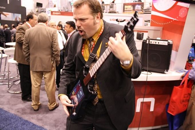 Hands-on with ION Audio's Guitar Apprentice and new iCade models