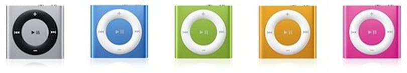iPod shuffle debuted on this day in 2005