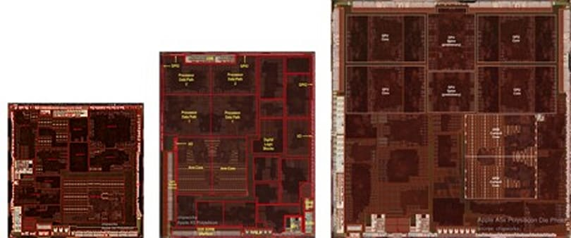 Apple's A5X processor is big and beautiful