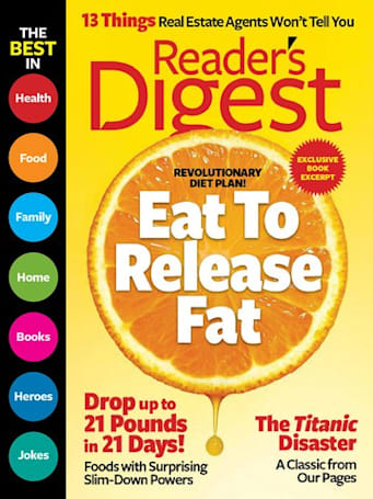 Reader's Digest creative director offers tips for magazine iPad design
