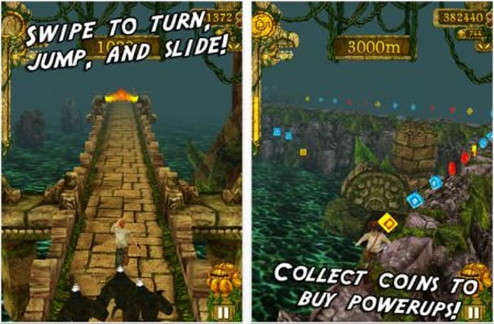 Imangi finds success, and more choices, with Temple Run