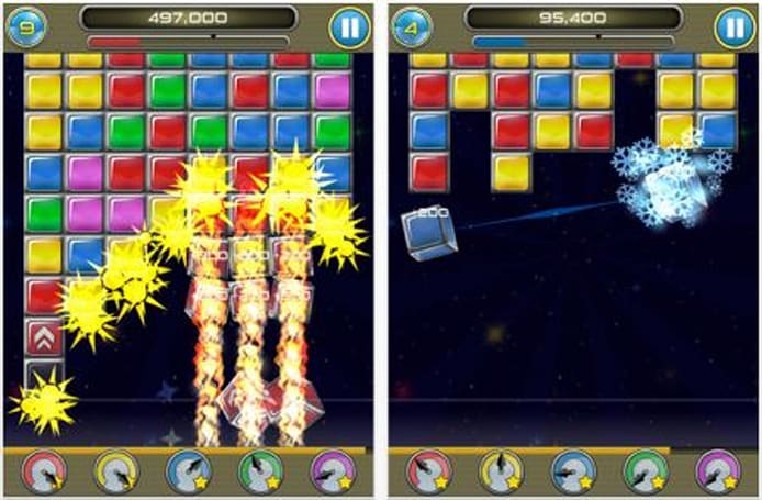 Daily iPhone App: Light Byte provides frenetic color-matching fun