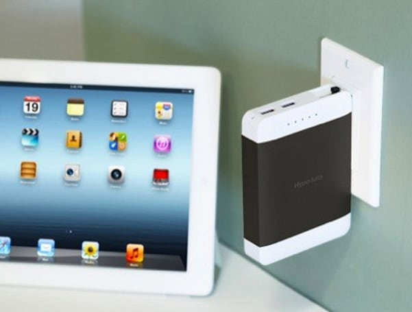 Hands on with HyperJuice: to-go power with built-in plug, multiple ports