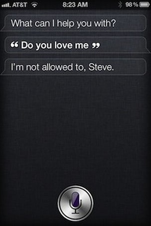 Siri's novelty is wearing off ... for some
