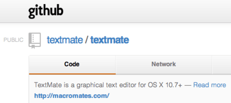 TextMate 2 goes open source