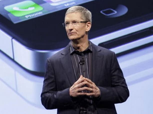 Tim Cook's speech at Goldman Sachs Conference moved to open market slot