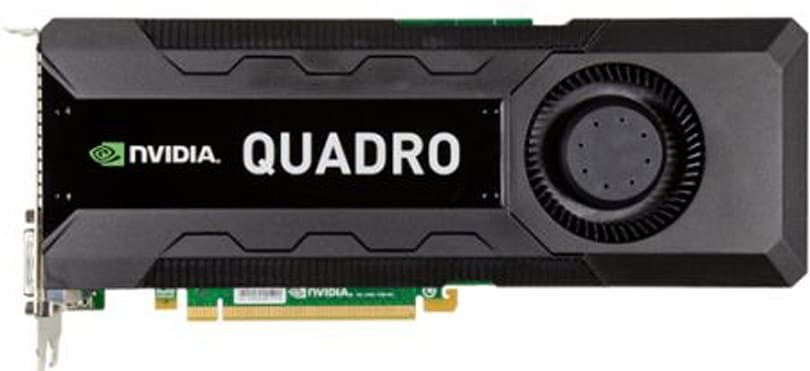 Nvidia's Quadro K5000 GPU coming to a Mac Pro near you, and it's fast