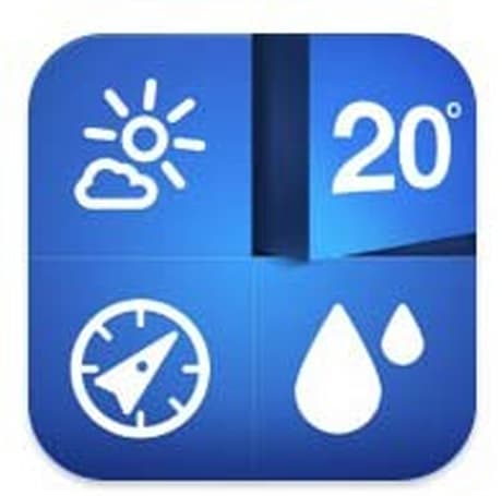 Daily iPhone App: Weathercube is an interesting but eccentric iOS app