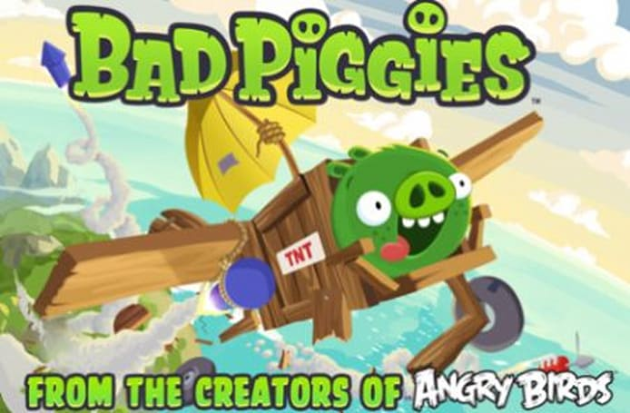 Here's a look at the whole universe of Angry Birds games (so far)
