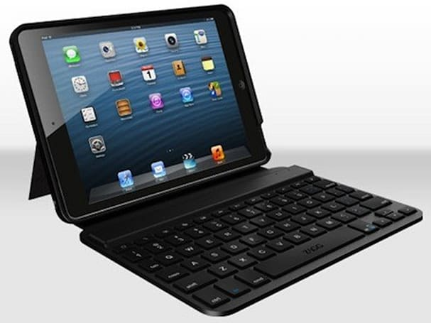 ZAGG offers keyboard cases for iPad mini