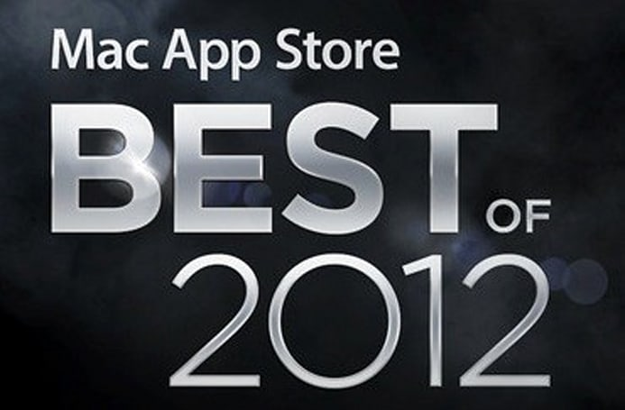 Apple announces the Mac App Store's Best of 2012