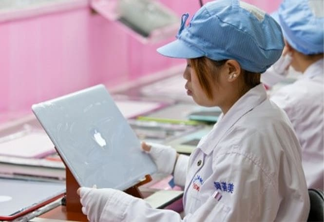 Apple releases 2013 supplier responsibility report