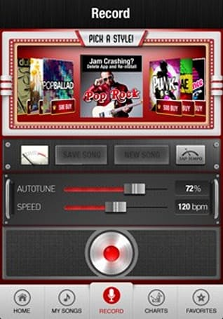 Jam for iOS hopes to be 'Instagram for music'