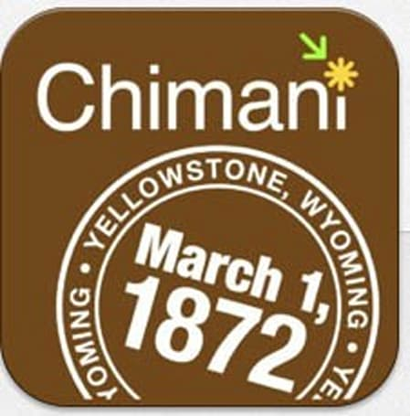 Chimani releasing new national park apps and an option for augmented reality