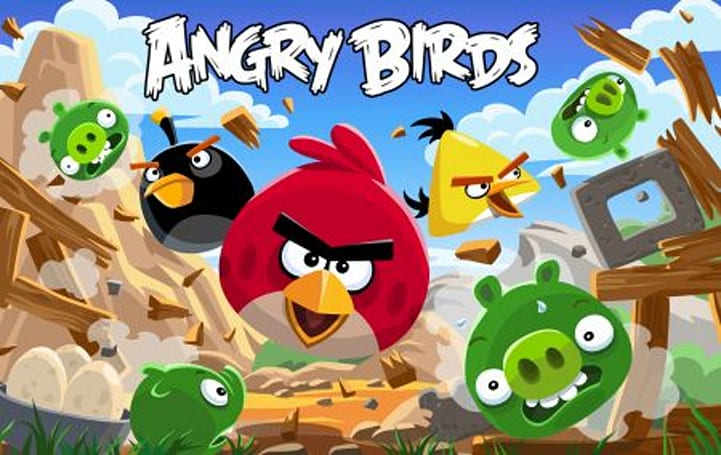 Rovio teams up with Sony for the Angry Birds movie, coming July 2016