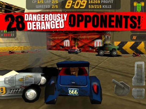Carmageddon free, The Incident and more on sale