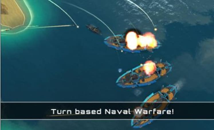 Daily iPad App: Leviathan Warships features sweet, turn-based boat warfare