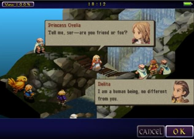 Final Fantasy Tactics: War of the Lions updated, on sale for half price