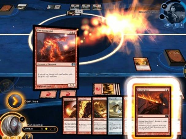 Magic 2014: Duels of the Planeswalkers available now on iOS