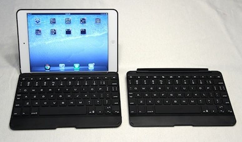 ZAGGkeys Cover and Folio keyboards for iPad mini