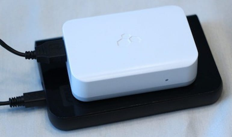 Kanex meDrive: A pocket-sized file server for iOS and OS X