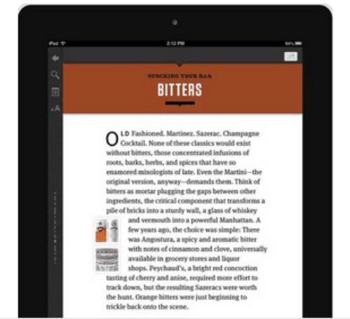 Open Air sees e-book sales success by publishing in the App Store