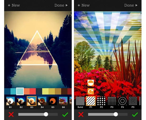 Tangent is a new, first-class tool for artistic iPhoneography