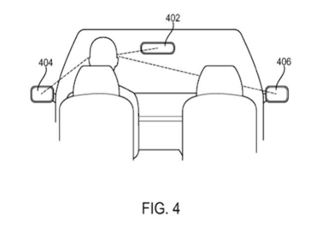 New Apple patent sees a future where you adjust your car from your iPhone