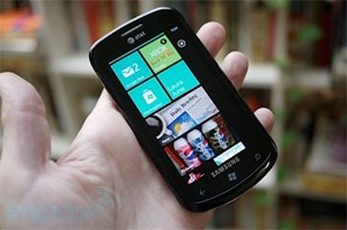 Microsoft investigating errant Windows Phone 7 data use