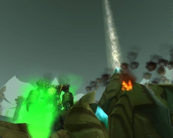 Faience's Adventures in Outland: It's the end of the world as we know it...
