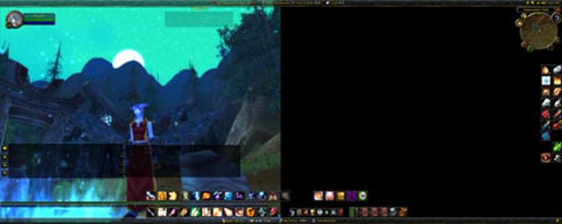 Dual-heading and WoW:  a how-to guide