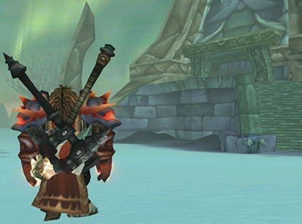 Warriors will be cooling down faster in Northrend