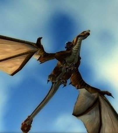 Patch 3.2 lowers casting time on flying mounts