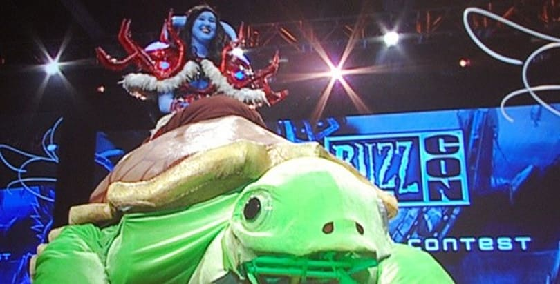 Blizzard puts a few limits on the costume contest