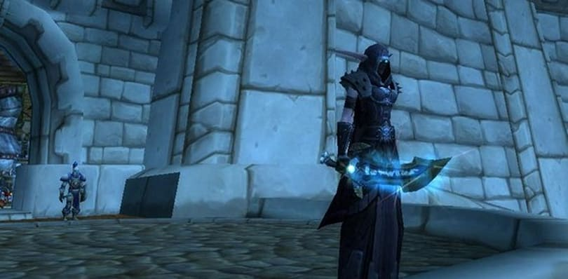 Lichborne: The effect of the new stat changes on death knights
