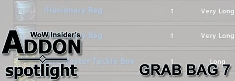 Addon Spotlight: Grab Bag 7, probably the best grab bag