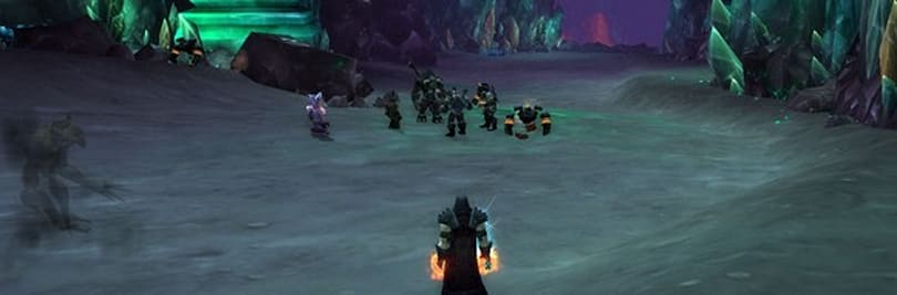 Lichborne: Passing time until Pandaria on your death knight