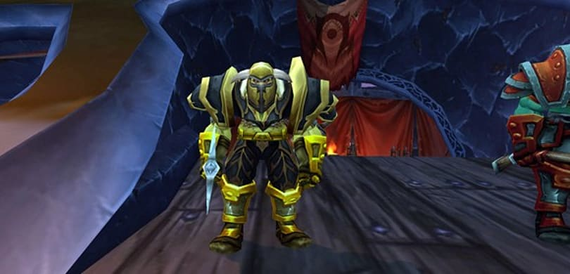 Prepare for Pandaria: Transmogrify your way into Hellscream's Vanguard