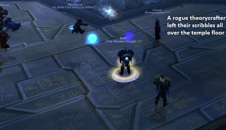 Encrypted Text: Rogues in theory vs practice