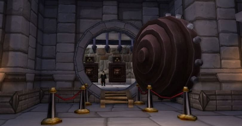 The mysteries of an old alt's vault